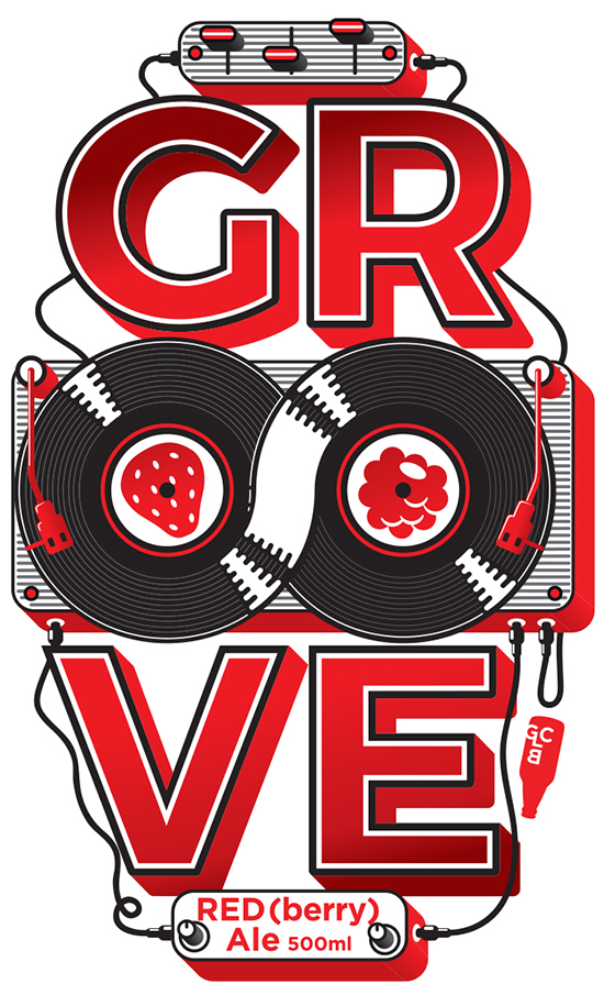GROOVE – RED (berry) ALE